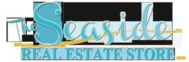 The Seaside Real Estate Store Logo
